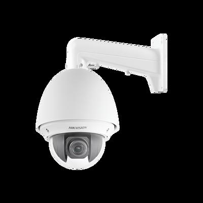 Domo PTZ TURBOHD 1080P / 25X Zoom / Exterior IP66 / IK10 / WDR 120 dB / 4 Tecnologías (TVI / AHD / CVI / CVBS) / RS-485 / Ultra Baja Iluminación