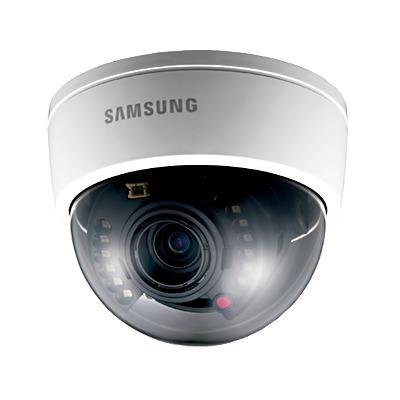 Mini domo día/noche real (ICR) alta resolución 600/700 TVL, lente varifocal 2.8 a 10mm tecnología SSNR